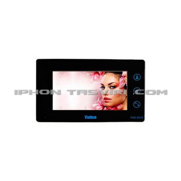 مانیتور دربازکن تصویری تابا الکترونیک مدل TVD-2070