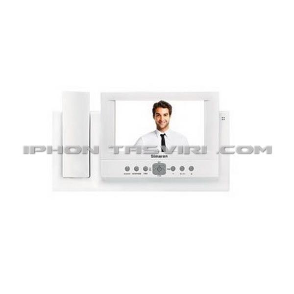 مانیتور تصویری کوماکس Commax FINE VIEW CDV-43KM6